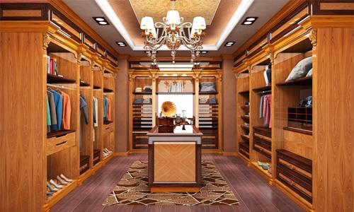 世纪新贵系列-衣柜衣帽间橱柜衣橱整体衣柜整体橱柜-衣帽间Y82