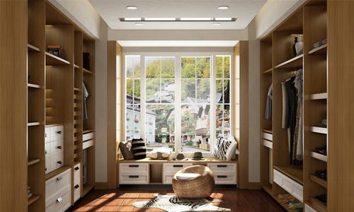 现代风尚系列-衣柜衣帽间橱柜衣橱整体衣柜整体橱柜-衣帽间Y81