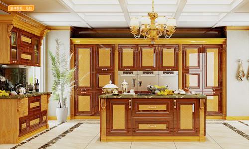 世纪新贵系列整体厨柜、岛台GM-E-01