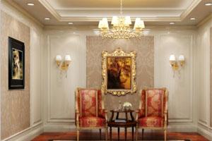 白色护墙板,欧式实木多层板,米白色亚光墙板-QB-C1-01H/QB-C1-02H