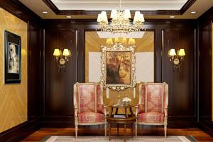高光黑檀木饰面,护墙板,高亮光黑檀实木贴皮木饰面墙板-B1-01/B1-02