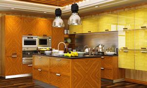 固装家具-整体厨柜
